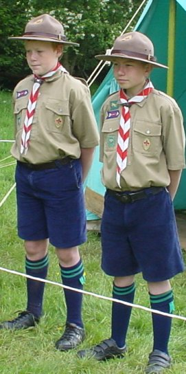 Dating boy scout uniforms